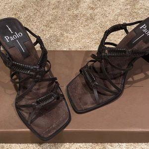 Linea Paolo  'Dovis' backless sandal